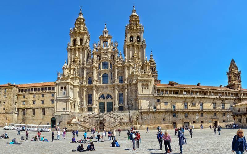 _.. Cathedral de Santiago de Campostela ... _ panorams stitc… _ Flickr foto wolli s