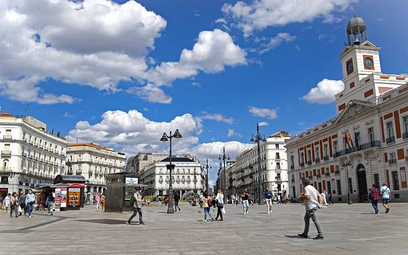 PUERTA DEL SOL MADRID 1065 13-6-2020 _ PUERTA DE SOL La Puer… _ Flickr Jose Javier Martin Espartosa