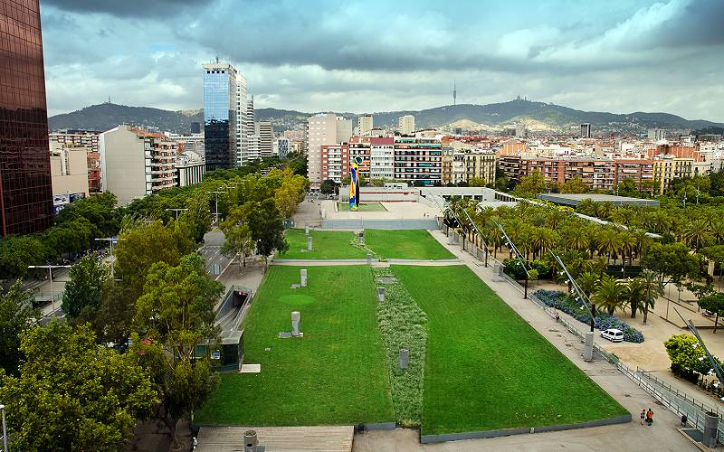 Parc de Joan Miro, Barcelona _ Carlos Lorenzo _ Flickr_files