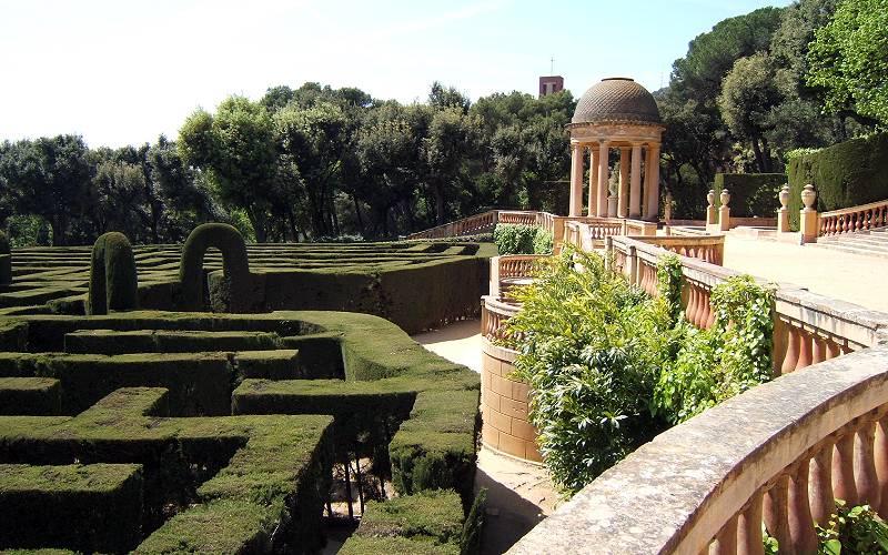 Parc del Laberint d'Horta _ Té el mèrit d'acollir el jardí m… _ Flickr foto Francis Lenn