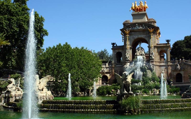 Parque de la Ciudadela _ Barcelona _ José Antonio Adame Barragán
