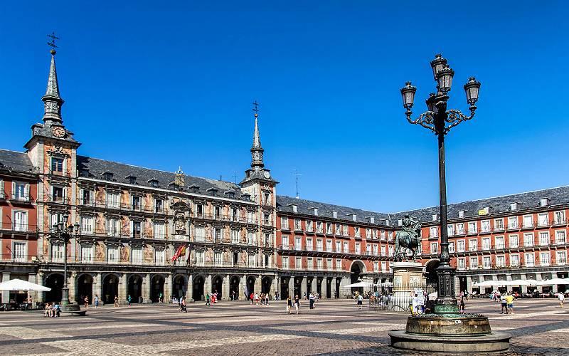 Plaza Mayor....__Madrid__ _ foto JLuis San Agustín _ Flickr (2)