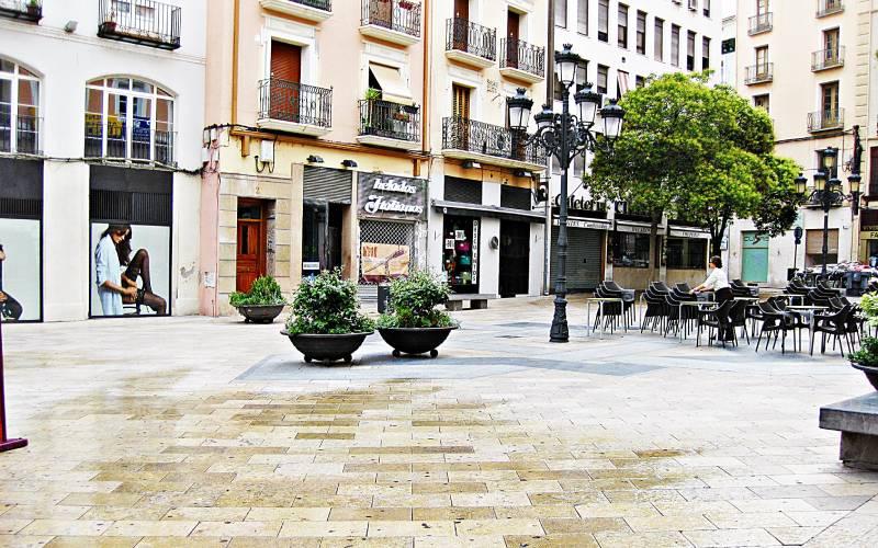 Plaza Santiago Sas, Zaragoza _ Pedro_Pablo_Garcia _ Flickr_files