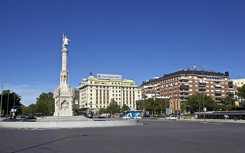 Plaza de Colón foto Francisco Aragão