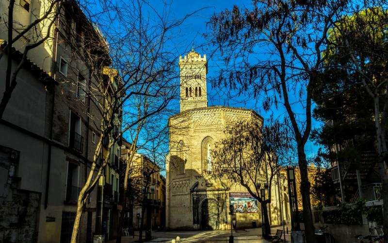 Plaza de La Magdalena.....__Zaragoza__ _ Iglesia mudéjar del… _ Flickr foto JLuis San Agustín