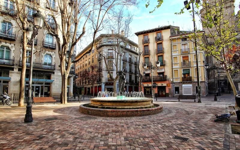 Plaza del Justicia, Zaragoza, Spain _ rrnavero _ Flickr_files