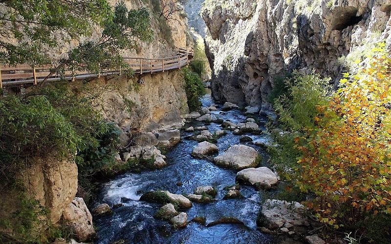 Rio Castril _ Las cristalinas y limpias aguas del Rio Castri… _ Flickr foto Jotomo62