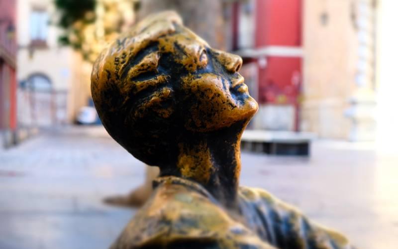 Zaragoza , plaza san Felipe _ valerius _ Flickr_files