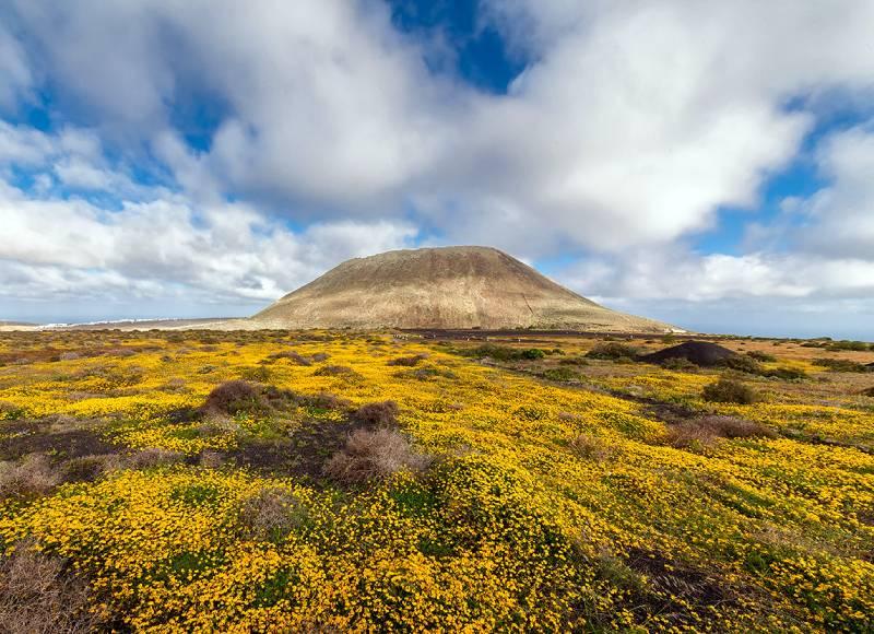 en el volcán de la Corona - Lanzarote _ Manuel Barragán Rodríguez _ Flickr