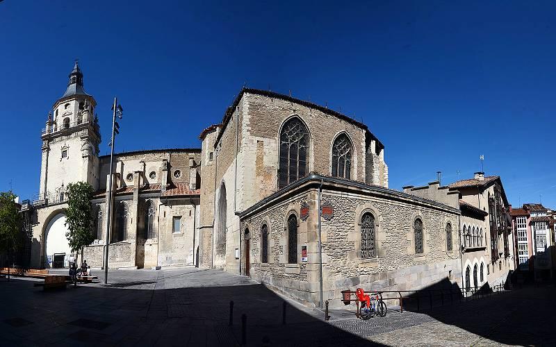 Catedral de Santa María, de Vitoria-Gasteiz _ Jose Mari Etxebarria _ Flickr