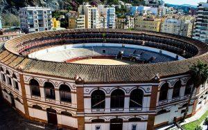 Plaza de Toros de La Malagueta, Malaga _foto Ian Campbell _ Flickr