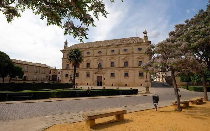 Palacio de Vázquez de Molina foto Enrique RG